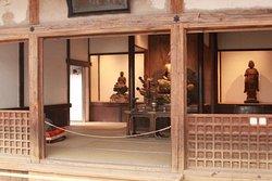 Replica of Japanese tea house
