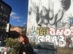 Alternative Berlin tour with Tom