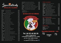 Pizzeria Specialitaly
