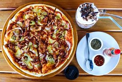 Fusion Pizzeria and CAfe