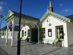 Old Royal Station