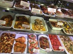 buon Italia fresh food options