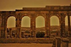 Unesco protected site