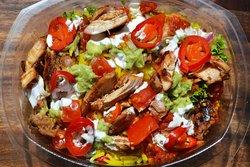 Authentic Chicken Burrito Bowl