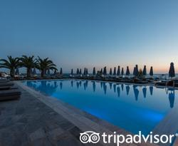 The Pool at the Myconian Ambassador Relais & Chateaux Hotel