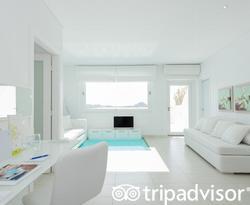 The Prince Pool Villa Ground Floor at the Petasos Beach Hotel & Spa