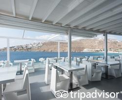 Restaurant at the Petasos Beach Hotel & Spa