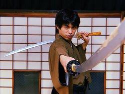 would you like to try a dual-wield SAMURAI?