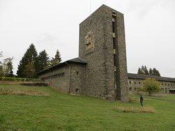 Ordensburg Vogelsang - Kirche