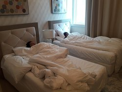 Best family hotel stay