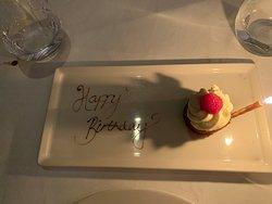 Birthday and Anniversary Celebration