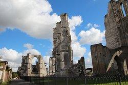 Ruines de l'Abbaye Saint-Bertin
