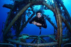 Introductory dive in Eilat, Israel with Nautilus Red Sea