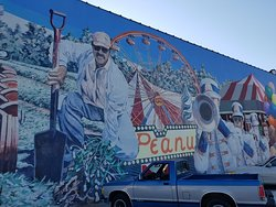 Murals of the Wiregrass