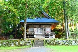 Togakushi Shrine Hinomikosya