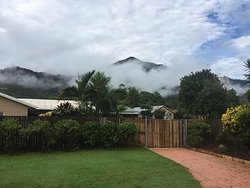 The Beautiful Mountain Vista.