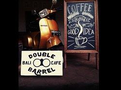 Double Barrel Cafe.