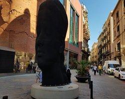 Escultura Carmela