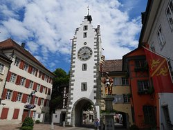 In Diessenhofen.