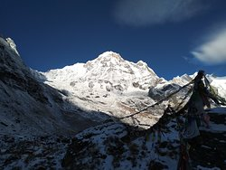 I travel in nepal i luckly meet ganesh so he and his company the everest holiday make my trekkin