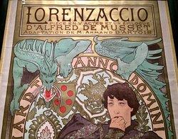 Lorenzaccio close up