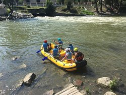 GeoDariTravel Rafting