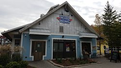 Huge selection of wing sauces