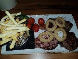 Lovely meal