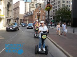 The #weekend is coming! 😃 Gather your #friends & #family for good times at #Boston #Segway #Tou