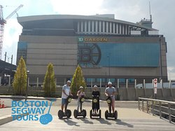 Going to see a #concert or #show at #TDGARDEN? Make a day of it and check us out on a #Segway #t