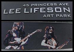 Lee Lifeson Art Park