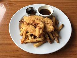 Chicken Strips w/ Fries