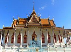Royal Palace - Phnom Pehn