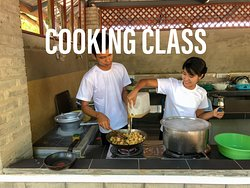 We train our student how to cook
