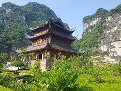 Beautiful view around Trang An