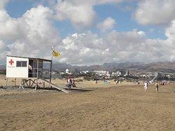 Beautiful beach, soft sand, fab waves and splendiferous Dunes!