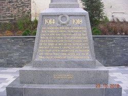 WW1 Memorial (Llangollen)