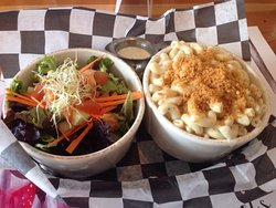 Purity's Mac and Cheese!