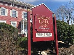Union Hall Inn Restaurant