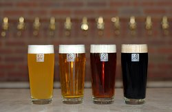 We specialize in traditional and non-traditional craft lagers, ales and wine-influenced beers