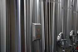 We are a 30 barrel production brewery