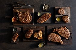 Black Angus Steakhouse - Fresno