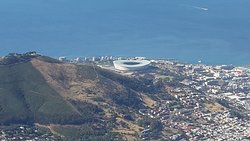 Our Area - View from Table Mountain