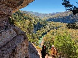 Big Bluff & The Goat Trail
