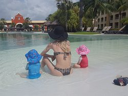 Hotel muito bom para quem vai com crianças