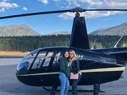 Helicopter 🚁 Ride ♥️
