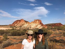 Chambers Pillar and Rainbow Valley Private Tour Outback Elite Tours