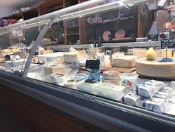 Käse über Käse...