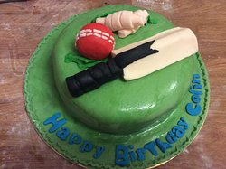 Anyone for  cricket