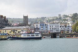 Dartmouth from the river